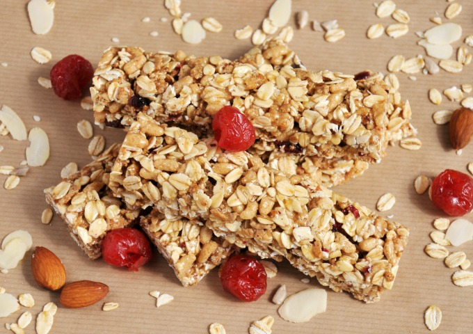 Easy Homemade Granola Bars Nutrition In The Kitchen